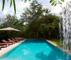 Villa Ross: Swimming pool