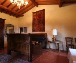 Villa Chiana: Bedroom
