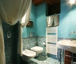 Villa Chiana: Bathroom