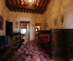 Villa Chiana: Interior