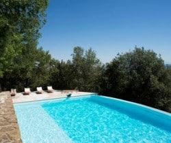 Villa Chiana: Pool