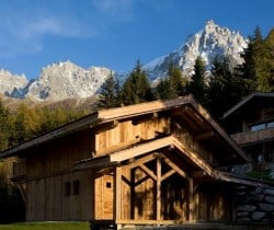 Chalet Baby: Outside view