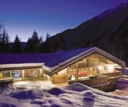 Chalet Forest - Chalet Glacier: Outside view