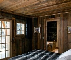 Chalet Forest - Chalet Baby: Bedroom