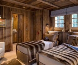 Chalet Forest - Chalet Glacier: Bedroom