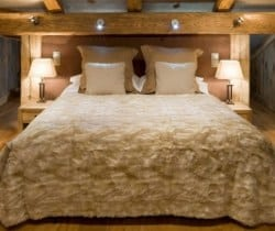 Chalet Forest - Chalet Igloo: Bedroom
