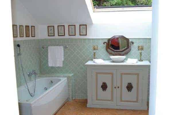 Villa Laura: Bathroom