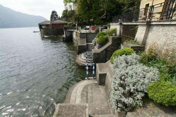 Villa Laura: Deck