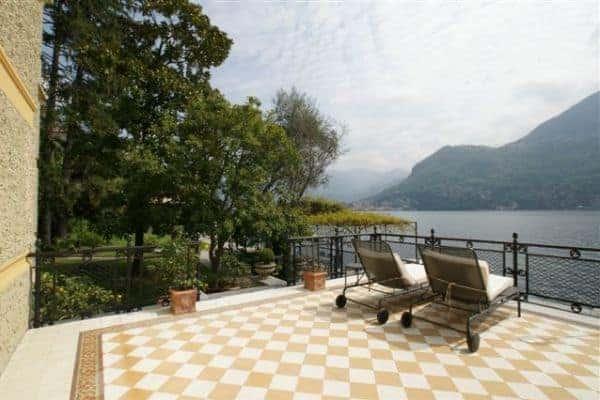 Villa Laura: Terrace