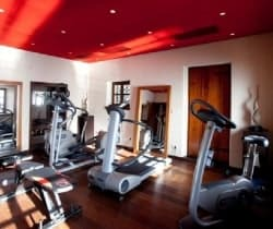 Villa Lucia: Fitness Center