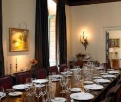 Villa Lucia: Dining Room