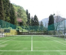 Villa Lucia: Tennis Court