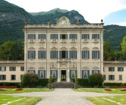 Villa Napoleone: Outside view