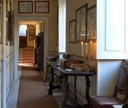 Villa Napoleone: Interior