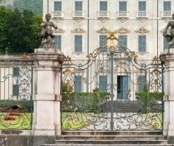 Villa Napoleone: Entrance