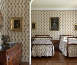 Villa Napoleone: Bedroom