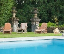 Villa Napoleone: Swimming pool