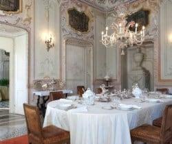 Villa Napoleone: Dining room