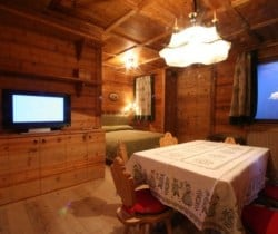 Chalet Kate: Living room