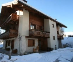 Chalet Kate: Outside view