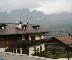Chalet Rouge: Outside view