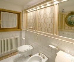 Chalet Rouge: Bathroom