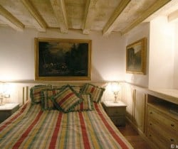 Chalet Rouge: Bedroom