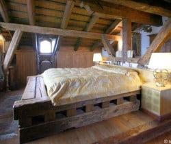 Chalet Rouge: Master bedroom
