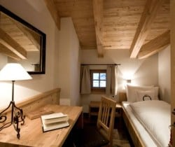 Chalet Bambi: Single bedroom