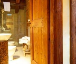 Chalet Apartment Abete: Bathroom