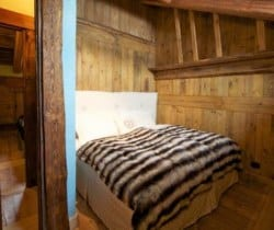 Chalet Apartment Abete: Bedroom