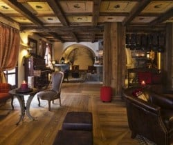 Chalet Apartment Abete: Resort bar