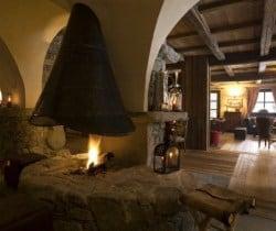 Chalet Cedro: Resort bar