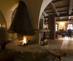 Chalet Gelsomino: Resort bar