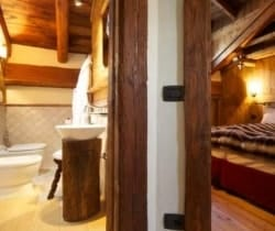 Chalet Apartment Ginepro: Bathroom