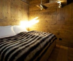 Chalet Apartment Ginepro: Bedroom