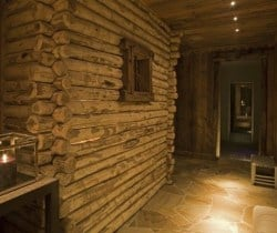 Chalet Olmo: Resort wellness area