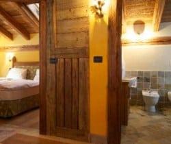 Chalet Olmo: Bedroom