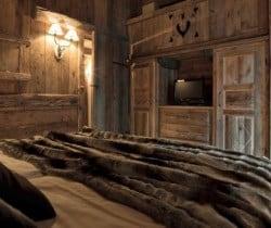 Chalet Rovere: Bedroom