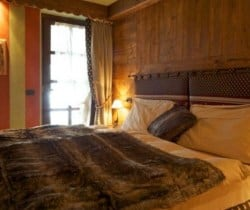 Chalet Apartment Sambuco: Bedroom