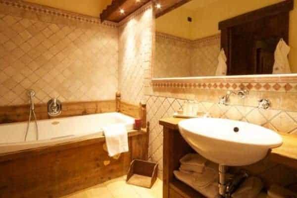 Chalet Apartment Sequoia: Bathroom