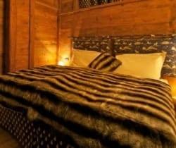 Chalet Apartment Sequoia: Bedroom