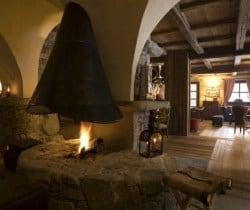 Chalet Apartment Sorbo: Resort bar