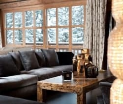 Chalet Anna: Living area