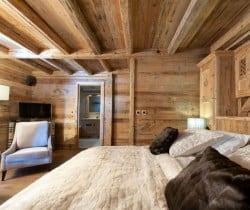 Chalet Anna: Bedroom