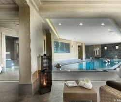 Chalet Axel: Swimming pool