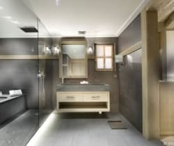 Chalet Axel: Bathroom
