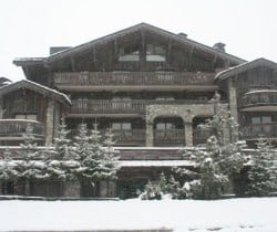 Chalet Bono: Outside view