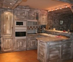 Chalet Bono: Kitchen