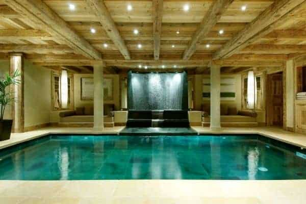Chalet Emerald: Swimming pool